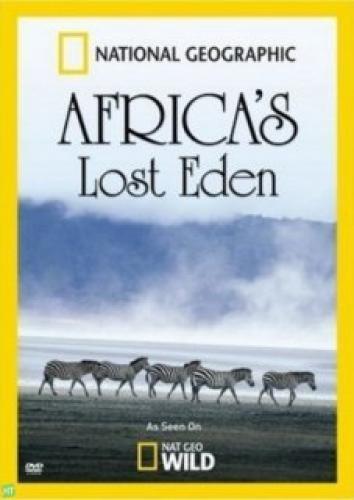 Africa's Lost Eden next episode air date poster