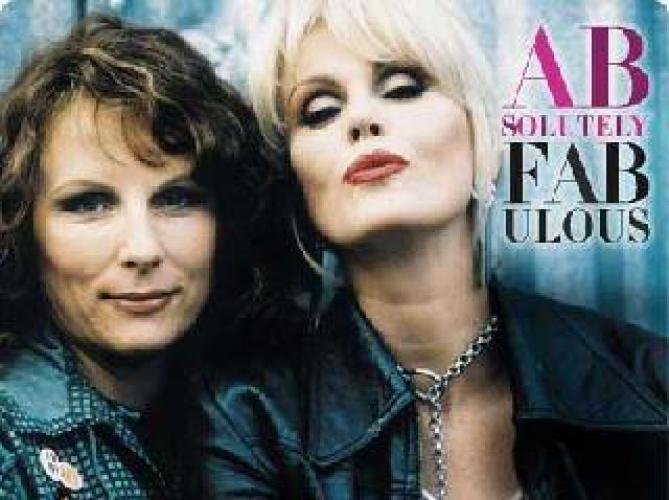Absolutely Fabulous next episode air date poster