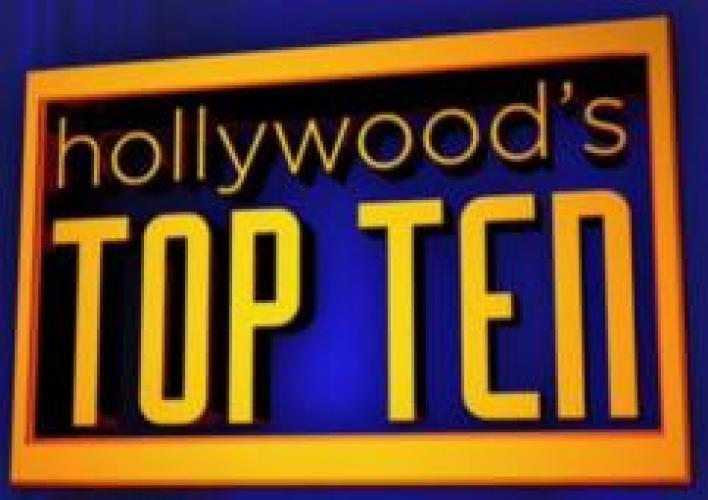Hollywood's Top Ten next episode air date poster