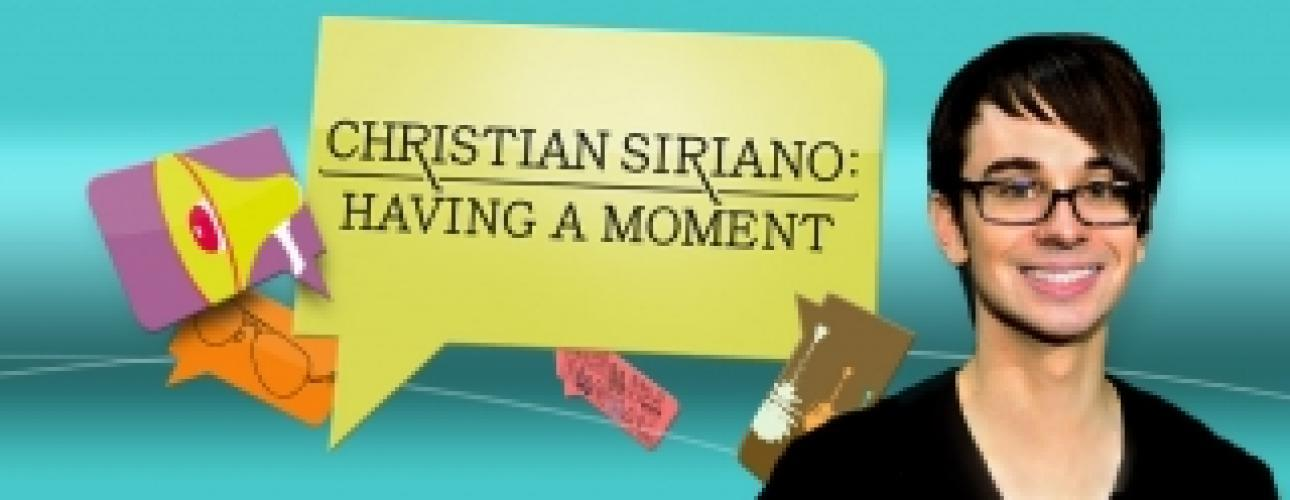 Christian Siriano: Having A Moment next episode air date poster