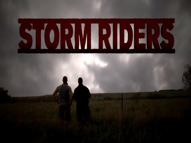 Storm Riders next episode air date poster