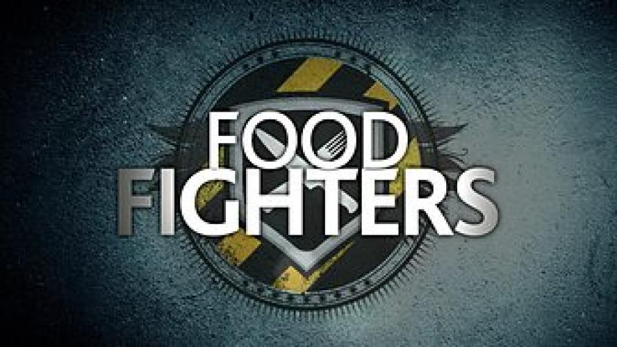 Food Fighters next episode air date poster