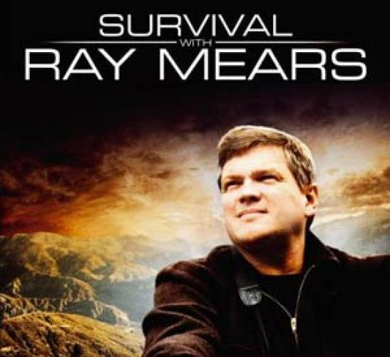 Survival with Ray Mears next episode air date poster