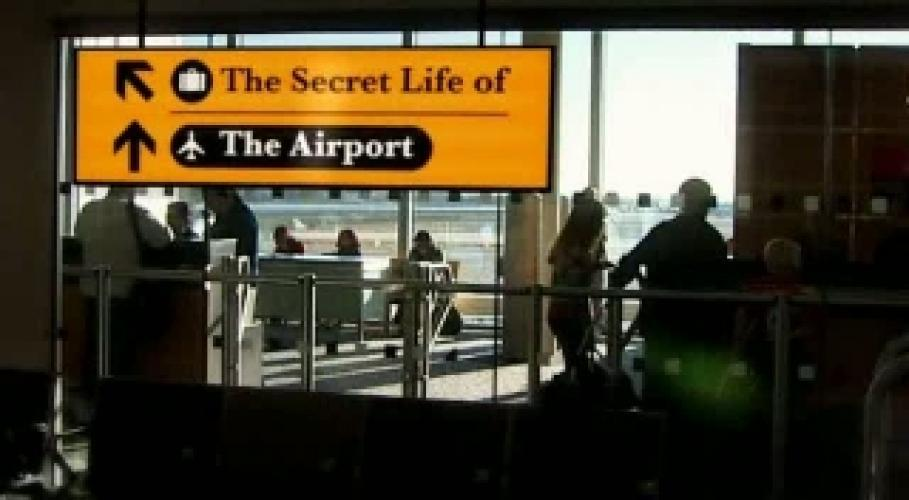 The Secret Life of the Airport next episode air date poster