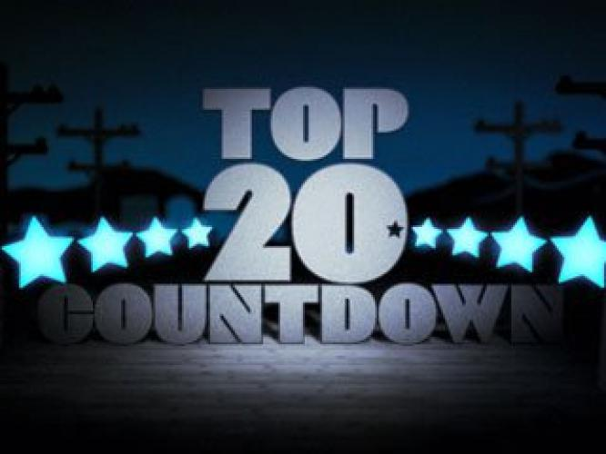 Top 20 Countdown (2010) next episode air date poster