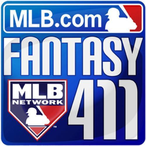 MLB.com's Fantasy 411 next episode air date poster