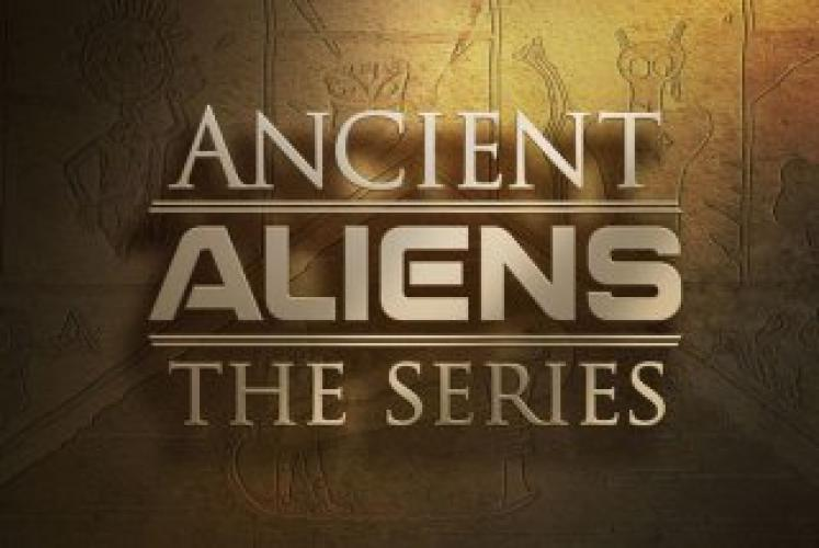 Ancient Aliens next episode air date poster
