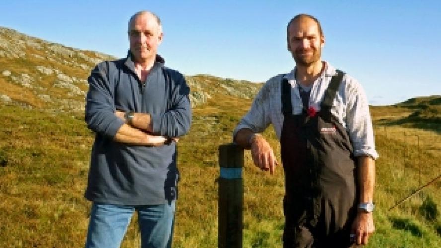 Monty Halls' Great Hebridean Escape next episode air date poster