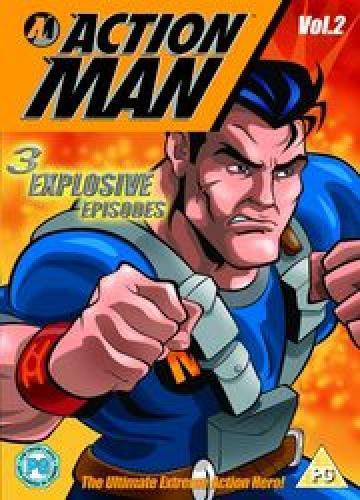 Action Man (1995) next episode air date poster