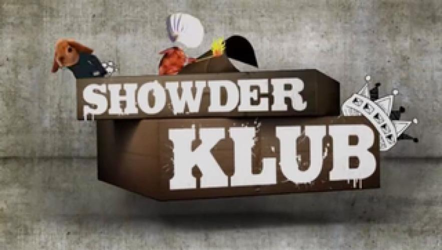 Showder Klub next episode air date poster