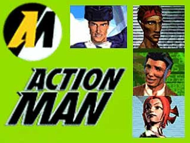 Action Man (2000) next episode air date poster