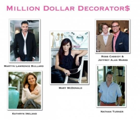 Million Dollar Decorators next episode air date poster