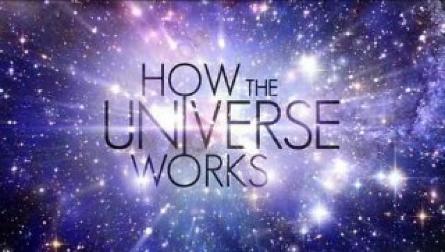 How the Universe Works next episode air date poster