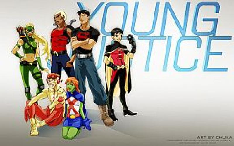 Young Justice next episode air date poster