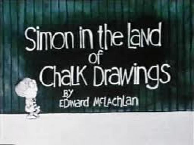 Simon in the Land of the Chalk Drawings next episode air date poster