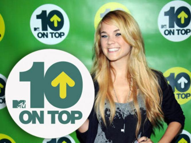 MTV's 10 on Top next episode air date poster