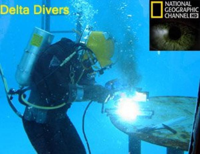 Delta Divers next episode air date poster