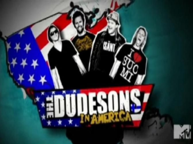 The Dudesons in America next episode air date poster