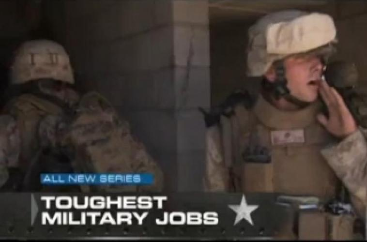 Toughest Military Jobs next episode air date poster