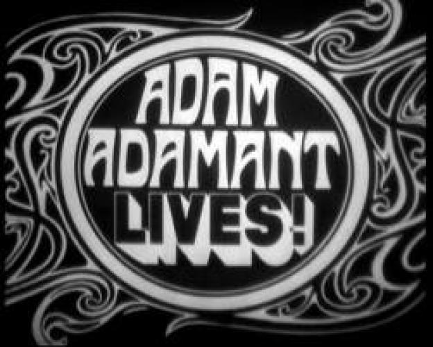 Adam Adamant Lives! next episode air date poster