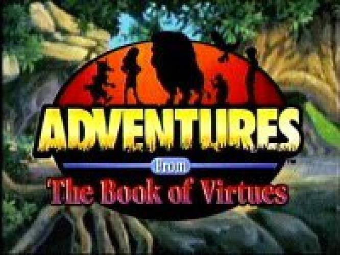 Adventures from the Book of Virtues next episode air date poster