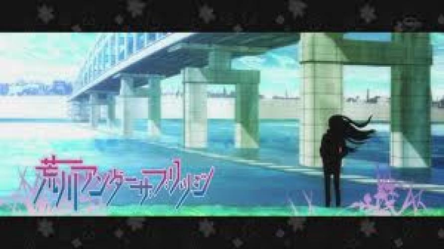 Arakawa under the Bridge next episode air date poster