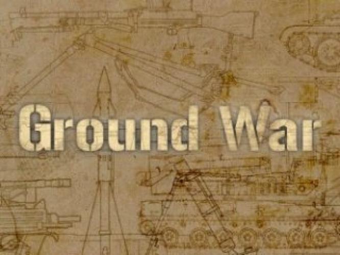 Ground War next episode air date poster