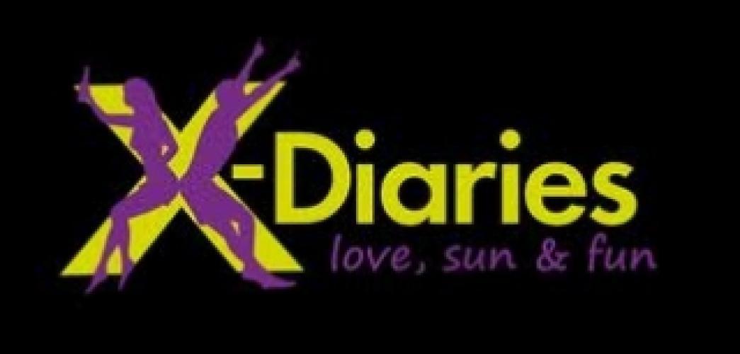 X-Diaries - love, sun & fun next episode air date poster