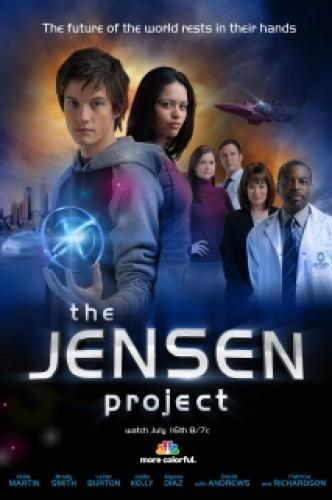 The Jensen Project next episode air date poster