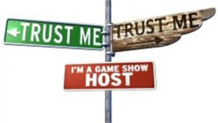 Trust Me, I'm A Game Show Host next episode air date poster