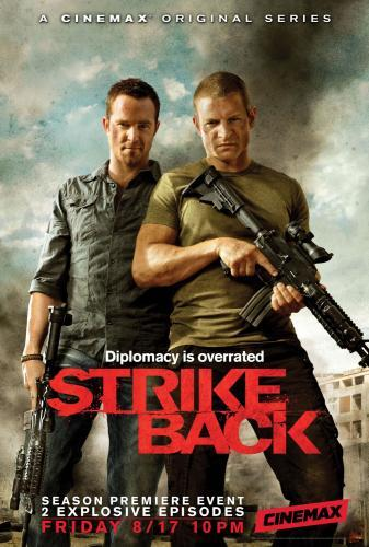 Strike Back next episode air date poster