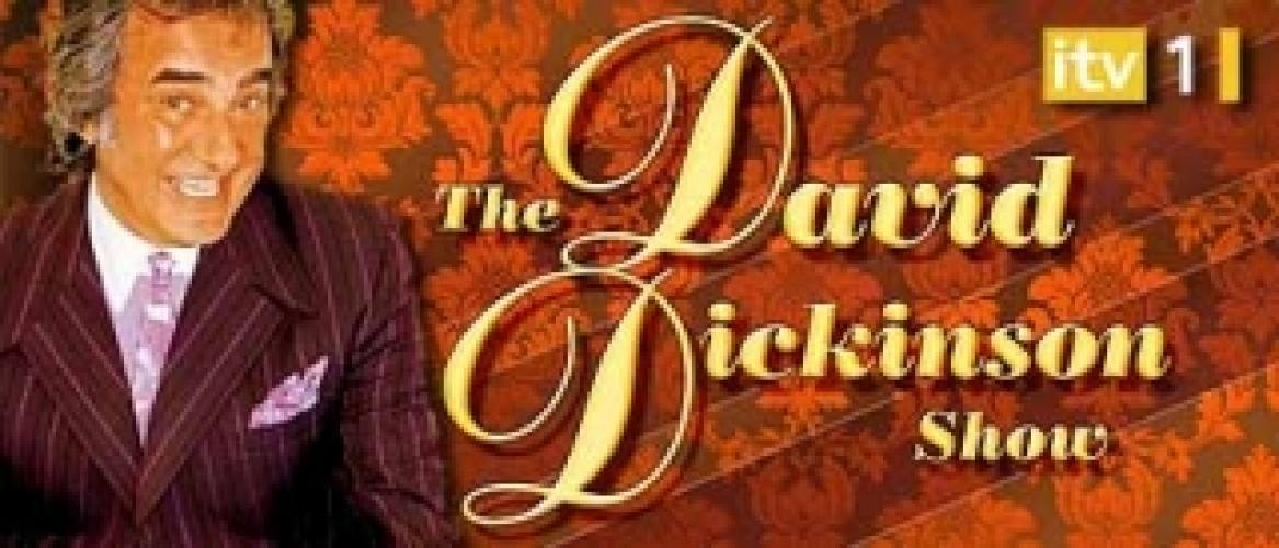 The David Dickinson Show next episode air date poster