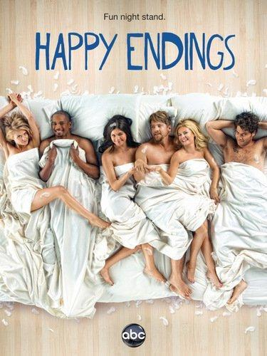 Happy Endings next episode air date poster
