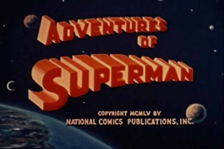 Adventures of Superman next episode air date poster