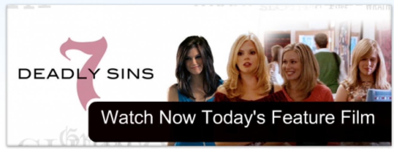 Seven Deadly Sins (2010) next episode air date poster