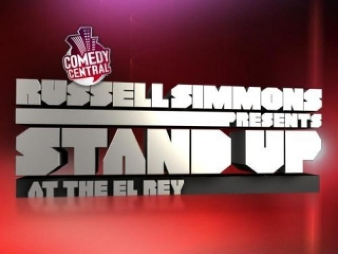 Russell Simmons Presents: Stand-Up at the El Rey next episode air date poster