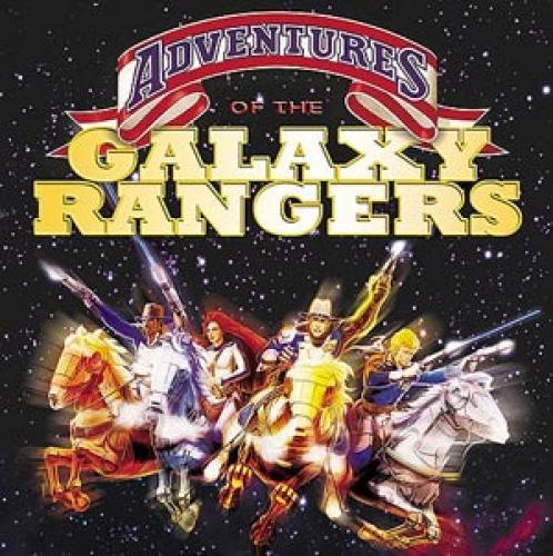 The Adventures of the Galaxy Rangers next episode air date poster