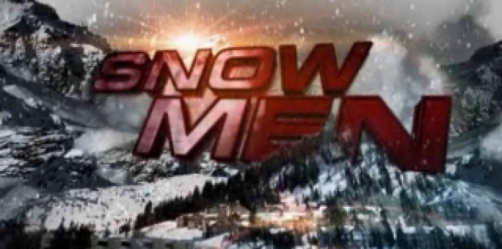 Snow Men next episode air date poster