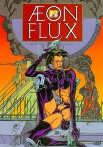 Aeon Flux next episode air date poster