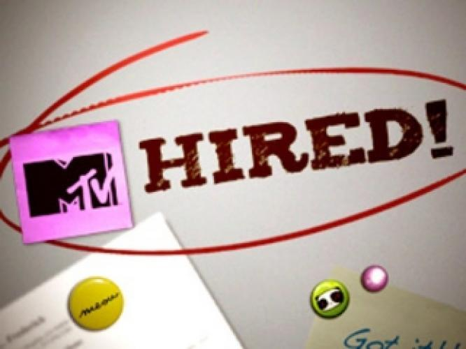 MTV Hired next episode air date poster