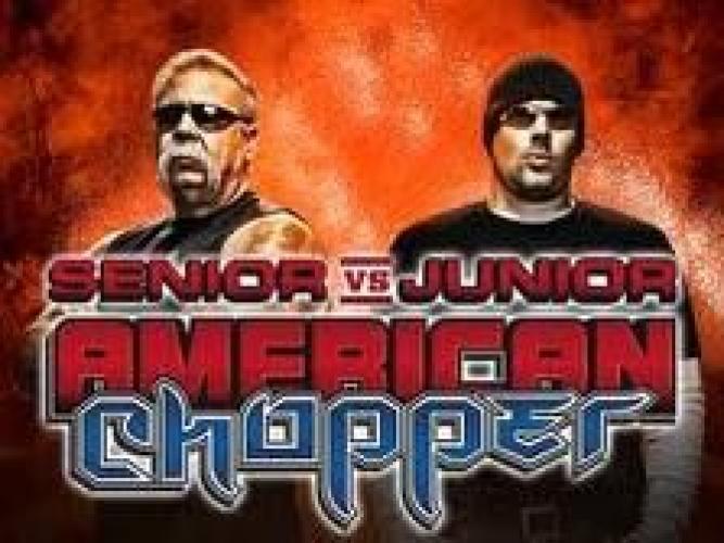American Chopper: Senior vs. Junior next episode air date poster