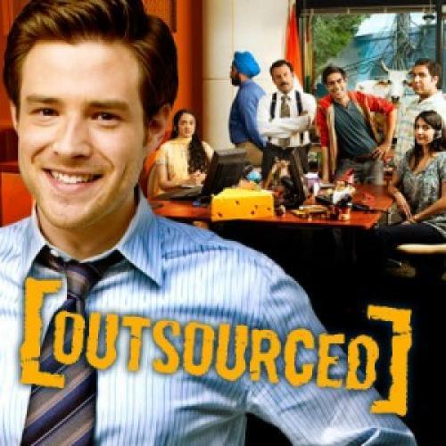 Outsourced next episode air date poster
