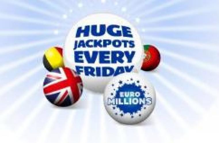 The National Lottery Friday Night Draws next episode air date poster