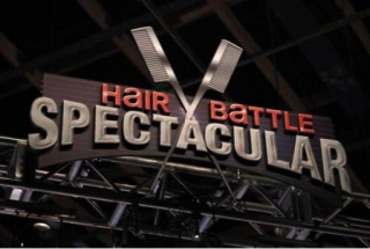 Hair Battle Spectacular next episode air date poster