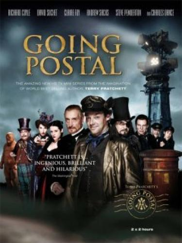 Going Postal next episode air date poster