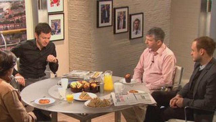 The Sunday Supplement next episode air date poster
