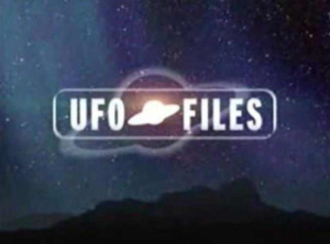 UFO Files next episode air date poster