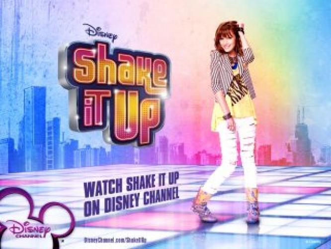 Shake It Up next episode air date poster