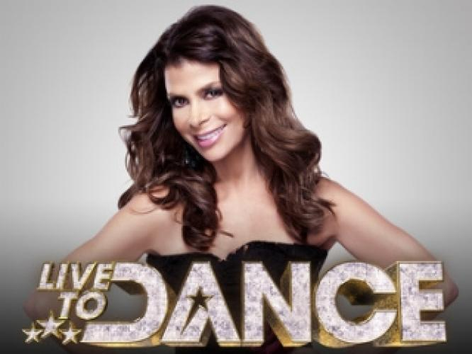 Live to Dance next episode air date poster