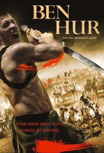 Ben Hur next episode air date poster